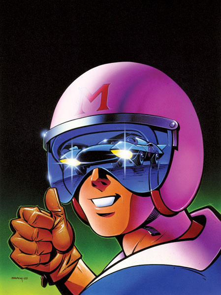 Image: Speed Racer Vol. 01 SC  - IDW Publishing