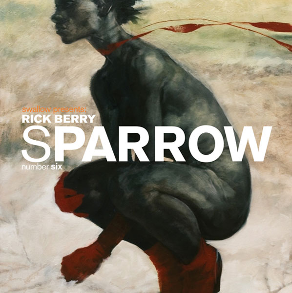 Image: Sparrow Vol. 06: Rick Berry HC  - IDW Publishing
