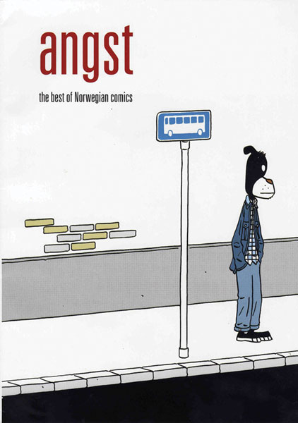 Image: Angst: The Best of Norwegian Comics SC  - Jippi Comics
