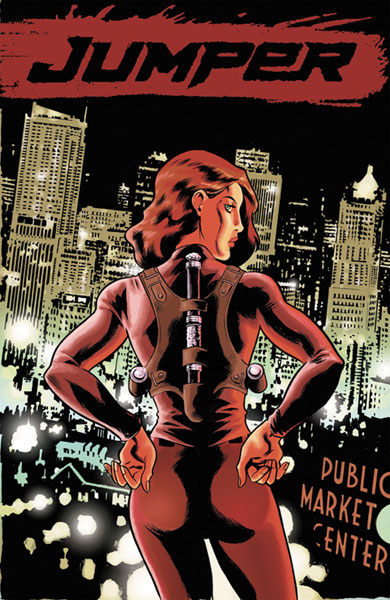 Image: Jumper: Jumpscars SC  - Oni Press Inc.