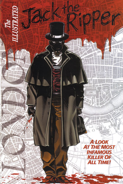Image: Illustrated Jack the Ripper SC  - Transfuzion Publishing