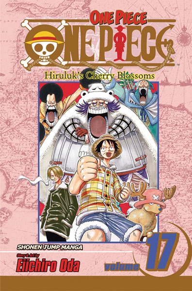 Image: One Piece Vol. 17 SC  - Viz Media LLC
