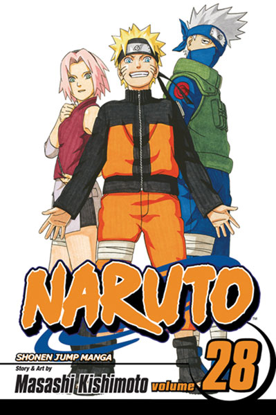Image: Naruto Vol. 28 SC  - Viz Media LLC
