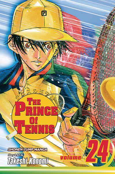 Image: Prince of Tennis Vol. 24 SC  - Viz Media LLC