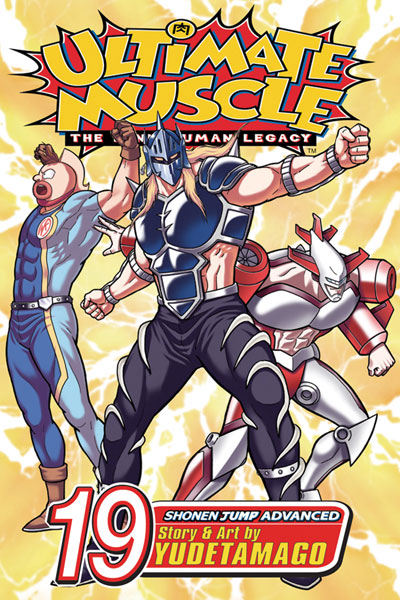 Image: Ultimate Muscle Vol. 19 SC  - Viz Media LLC