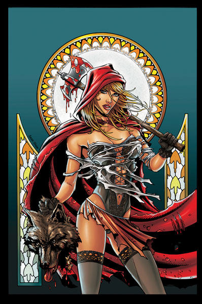 Image: Grimm Fairy Tales Vol. 1 & 2 HC  - Zenescope Entertainment Inc