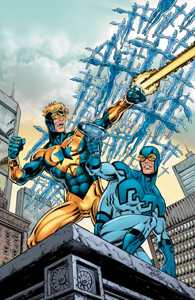 Image: Booster Gold #7 - DC Comics