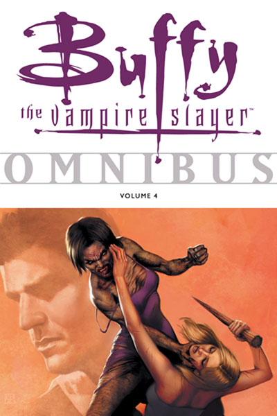 Image: Buffy the Vampire Slayer Omnibus Vol. 04 SC  - Dark Horse