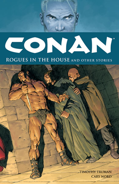 Image: Conan Vol. 05: Rogues in the House and Other Stories HC  - Dark Horse
