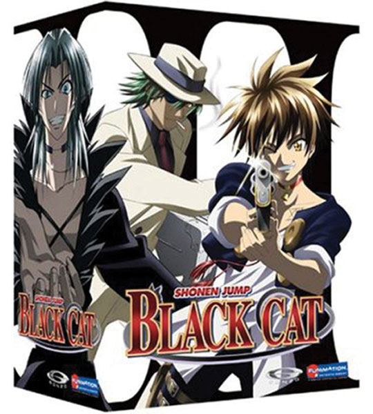Image: Black Cat: The Complete Series  (DVD) -