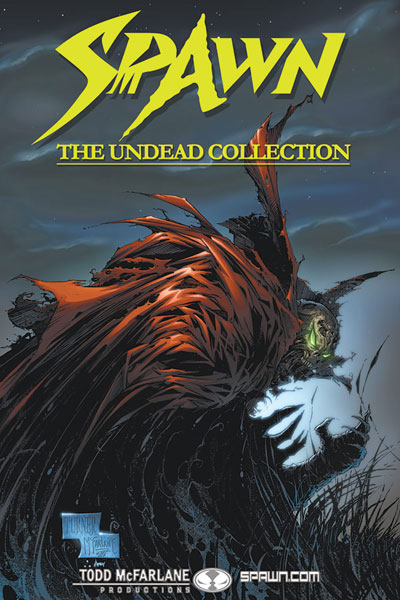 Image: Spawn: The Undead SC  - Image Comics