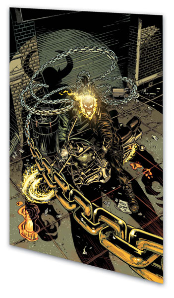 Image: Ghost Rider Vol. 04: Revelations SC  - Marvel Comics
