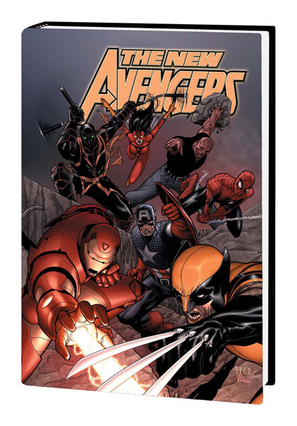 Image: New Avengers Vol. 02 HC  - Marvel Comics