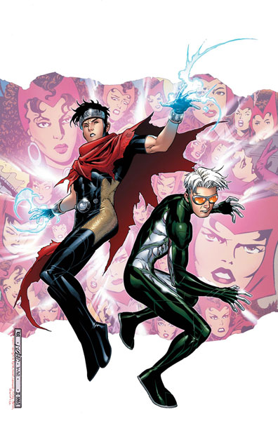 Image: Young Avengers Presents #3 - Marvel Comics