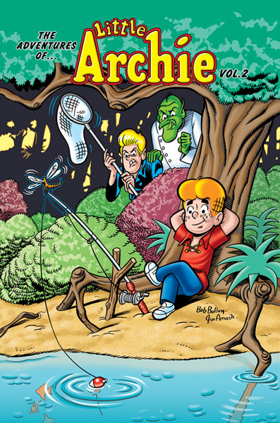 Image: Adventures of Little Archie Vol. 02 SC  - Archie Comic Publications