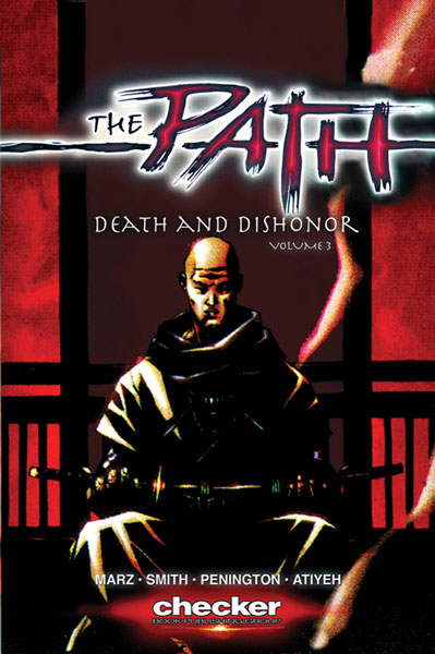 Image: Path Vol. 03: Death and Dishonor SC  - Checker Book Publishing Group
