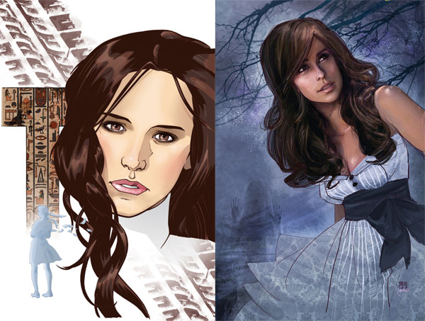 Image: Ghost Whisperer #1 - IDW Publishing