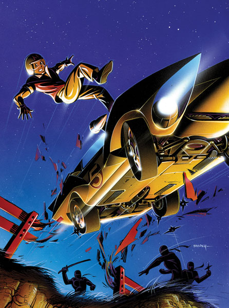 Image: Speed Racer Vol. 04 SC  - IDW Publishing