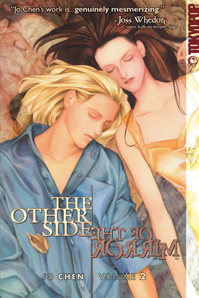 Image: Other Side of the Mirror Vol. 02 SC  - Tokyopop