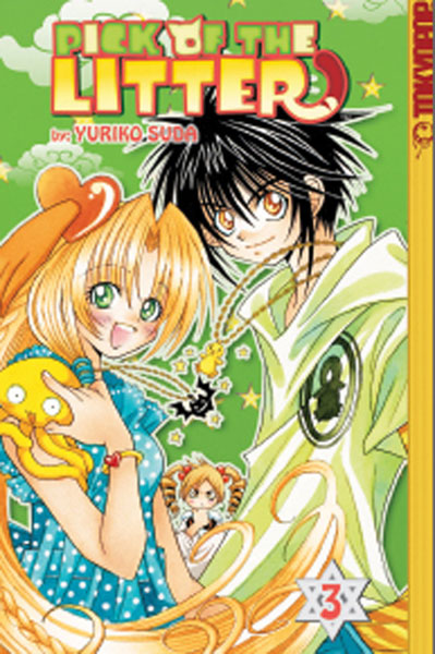 Image: Pick of the Litter Vol. 03 SC  - Tokyopop