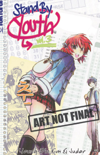 Image: Stand by Youth Vol. 03 SC  - Tokyopop
