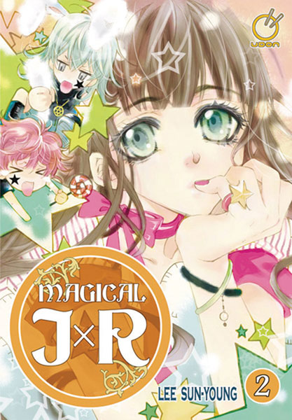 Image: Magical Jxr Vol. 02 SC  - Udon Entertainment Corp