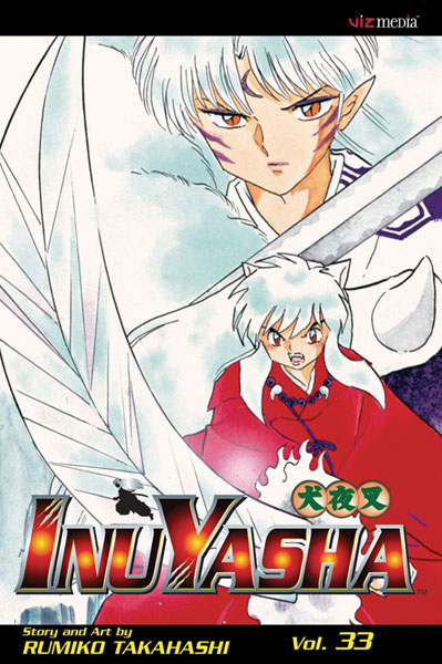 Image: Inuyasha Vol. 33 SC  - Viz Media LLC
