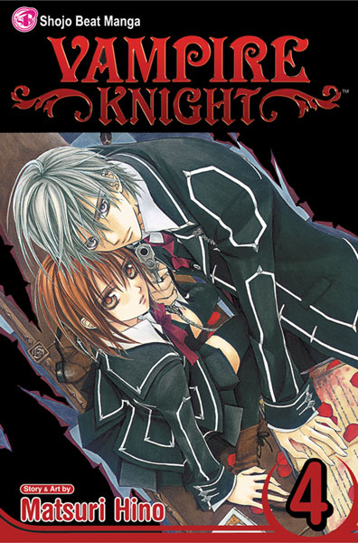 Image: Vampire Knight Vol. 04 SC  - Viz Media LLC