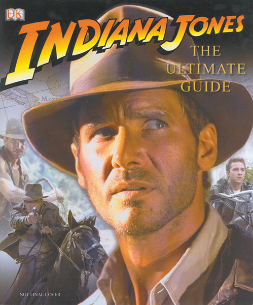 Image: Indiana Jones: The Ultimate Guide HC  -