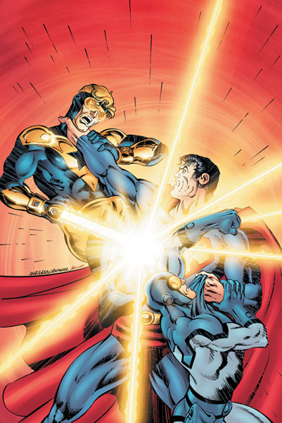 Image: Booster Gold #8 - DC Comics