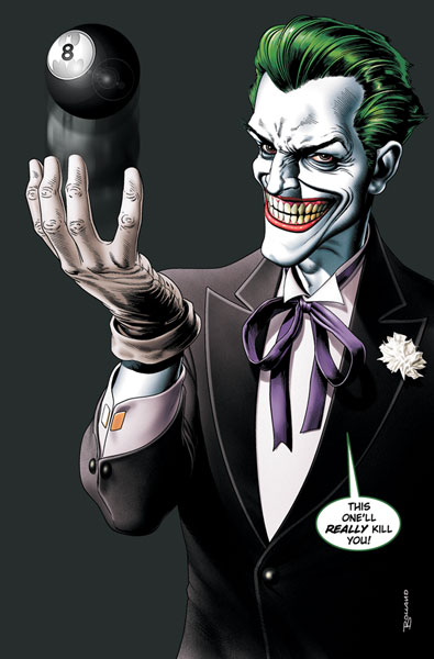 Image: Batman: The Joker's Last Laugh SC  - DC Comics