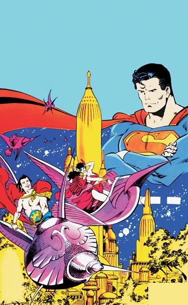 Superman: World of Krypton