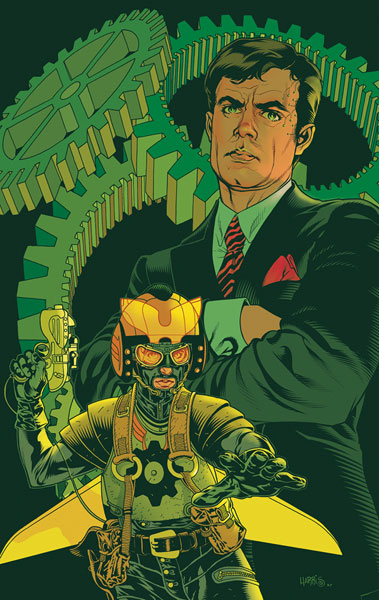Image: Ex Machina Vol. 01 HC  - DC Comics