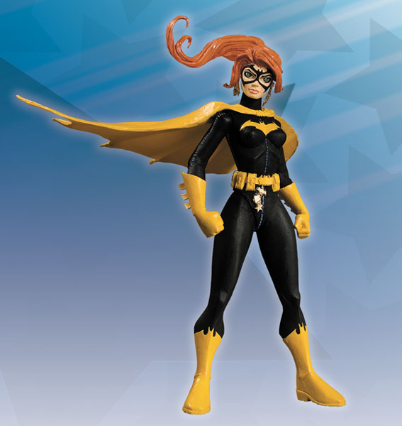 Image: All Star Series 1 Action Figure: Batgirl  -