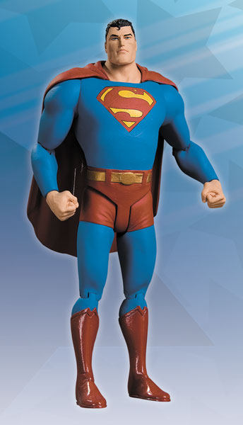 Image: All Star Series 1 Action Figure: Superman  -