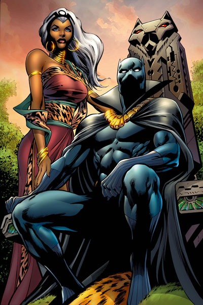 Image: Black Panther #36 - Marvel Comics