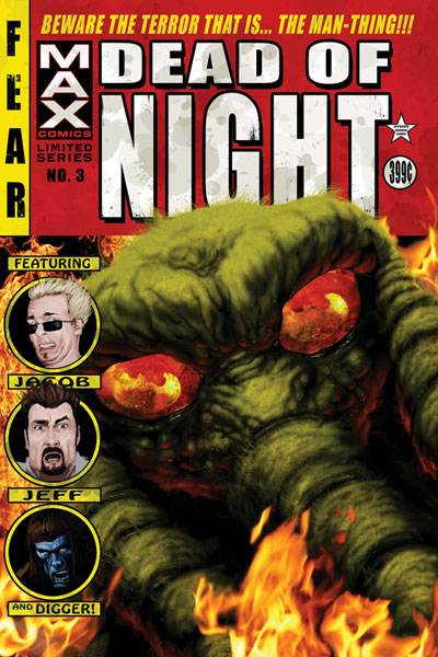 Image: Dead of Night Featuring Man-Thing #3 - Marvel Comics