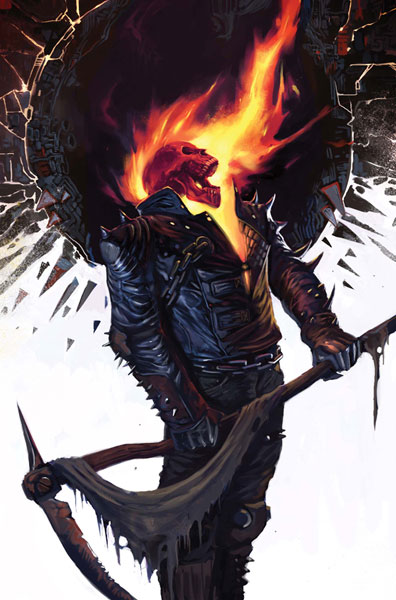 Image: Ghost Rider #22 - Marvel Comics