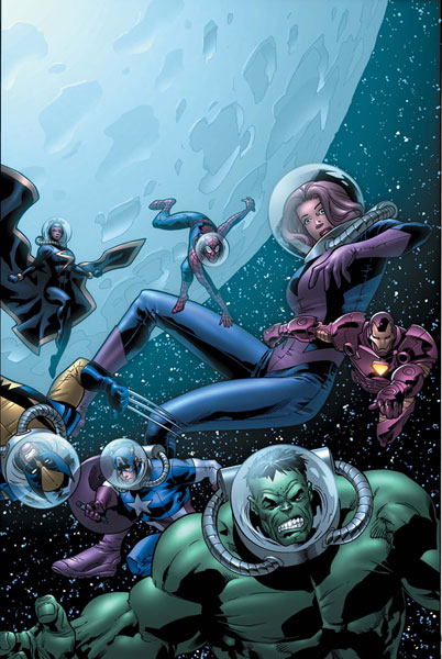 Image: Marvel Adventures Avengers #23 - Marvel Comics
