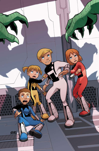 Image: Power Pack: Day One #2 - Marvel Comics