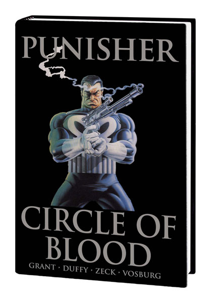 Image: Punisher: Circle of Blood HC  - Marvel Comics