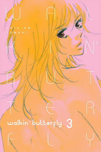 Image: Walkin' Butterfly Vol. 03 GN #3 - Aurora Publishing Inc