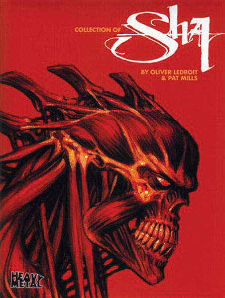 Image: Collection of Sha SC  - Heavy Metal Magazine