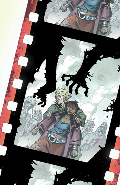 Image: Everybody's Dead #2 - IDW Publishing