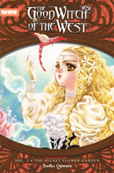 Image: Good Witch of the West Vol. 02 Novel  - Tokyopop