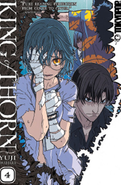 Image: King of Thorn Vol. 04 GN  - Tokyopop
