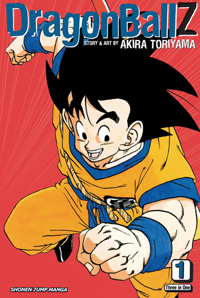 Image: Dragon Ball Z Vol. 01 VizBig Edition SC  - Viz Media LLC
