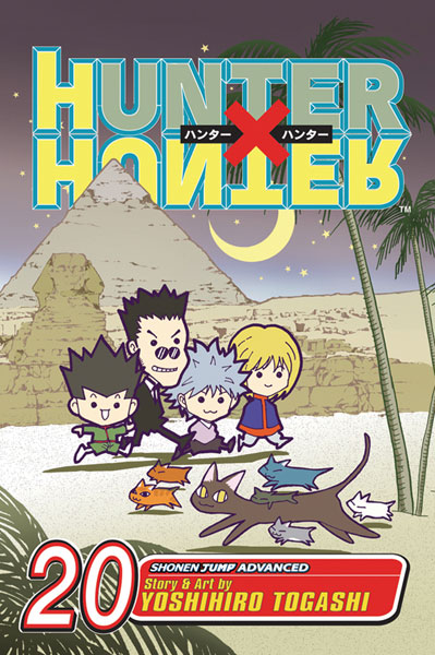 Image: Hunter X Hunter Vol. 20 SC  - Viz Media LLC