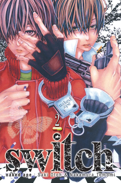 Image: Switch Vol. 02 SC  - Viz Media LLC