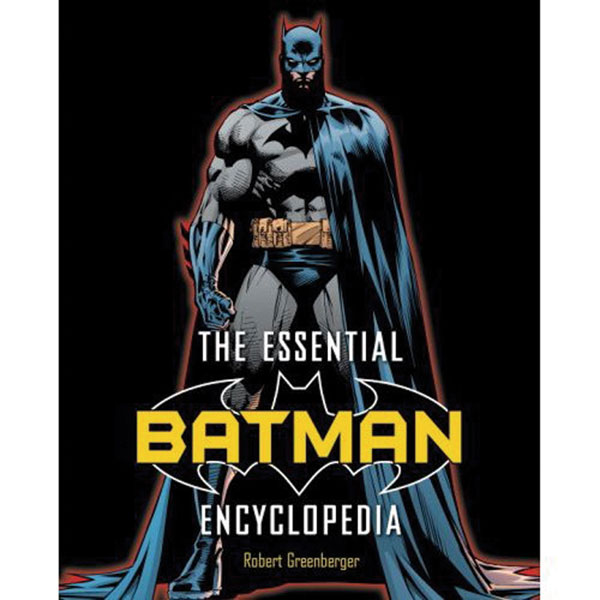 Image: Essential Batman Encyclopedia SC  -